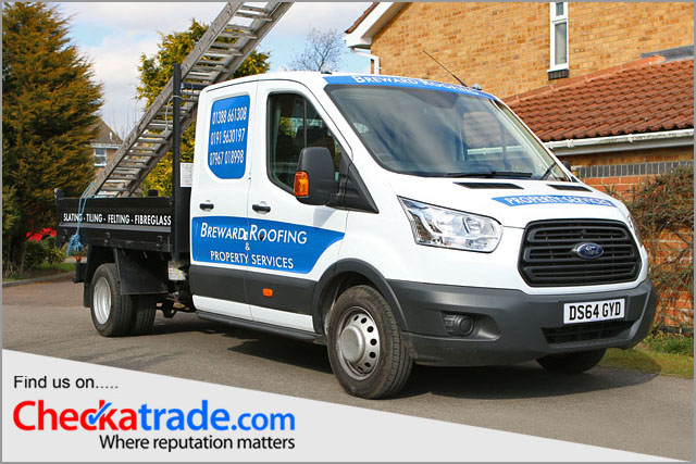 Checkatrade, Breward Roofing