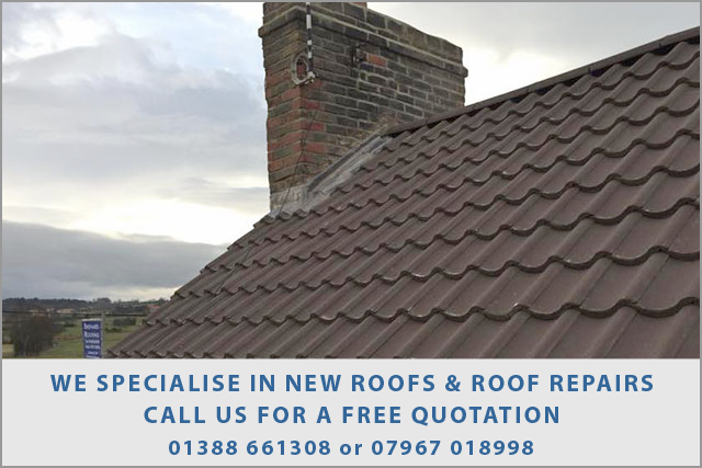 New roofs and roof repairs, Breward Roofing